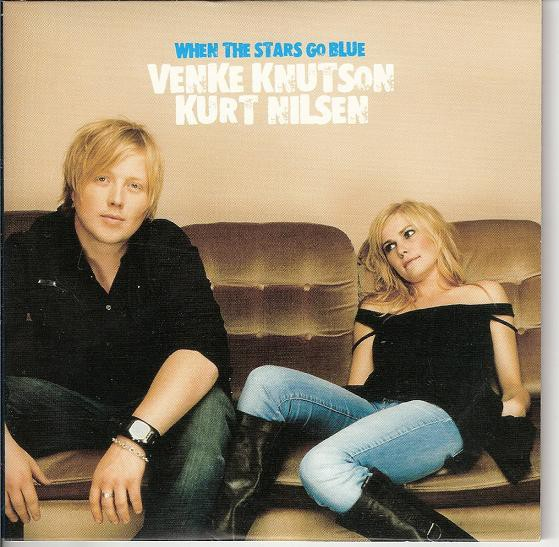 VENKE KNUTSON - When the stars go blue. feat KURT NILSEN