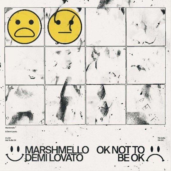 Marshmello - OK Not To Be OK