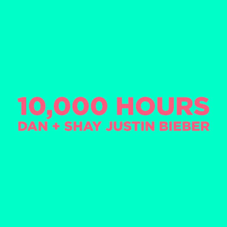 Dan + Shay - 10,000 Hours (with Justin Bieber)