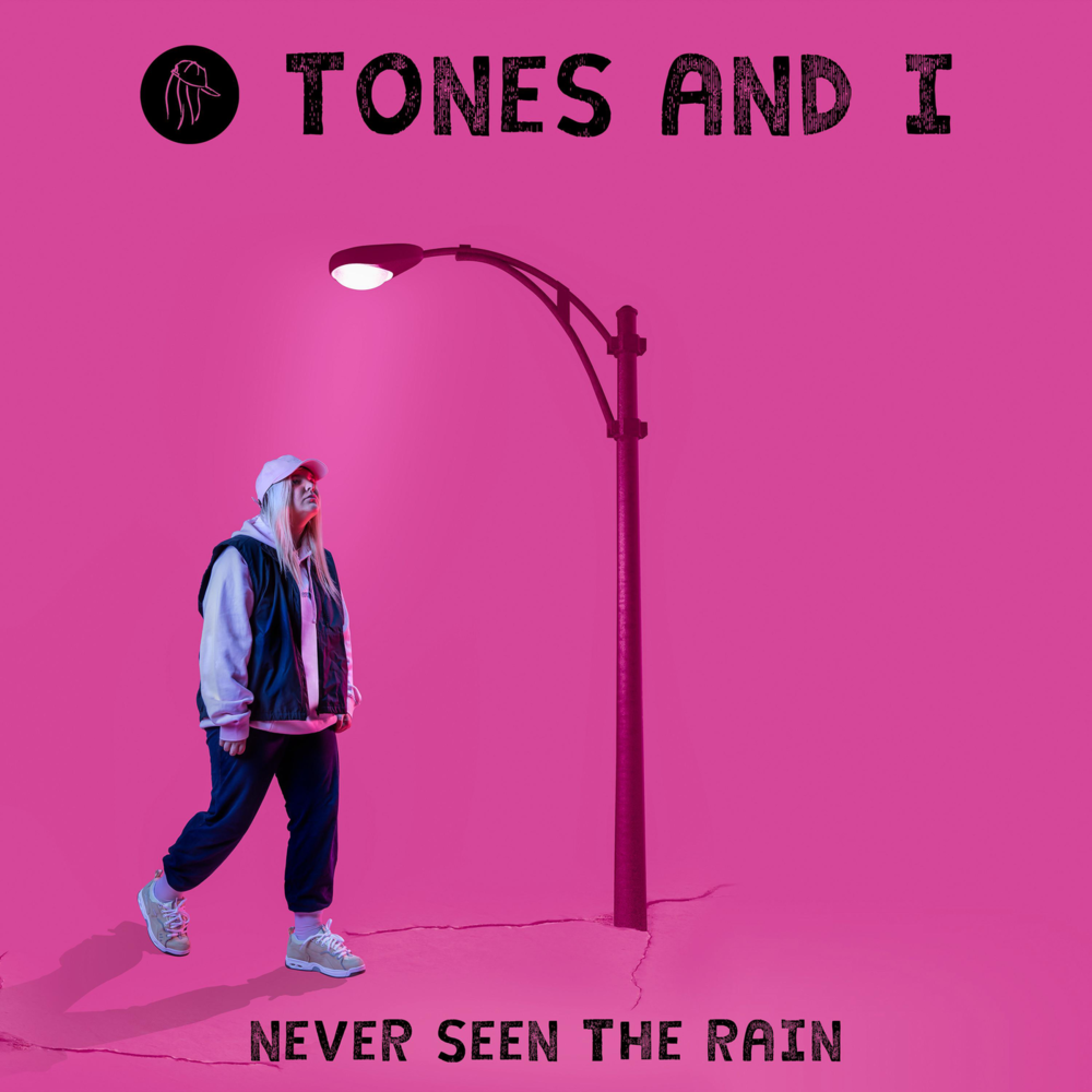 Tones and I - Never Seen The Rain