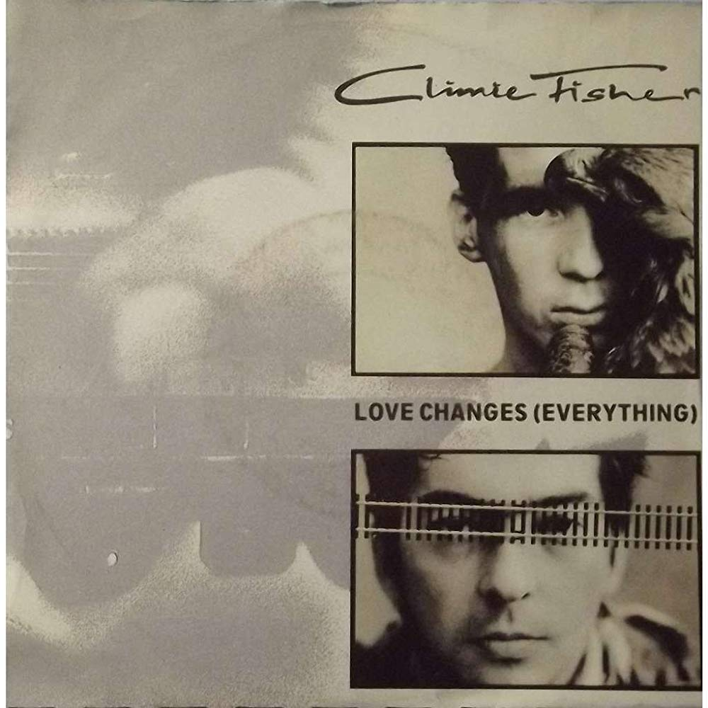 Climie Fisher - Love Changes Everything